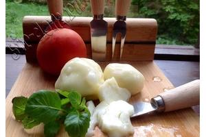 Рецепт моцареллы в домашних условиях
